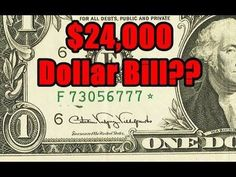 "Please watch: ""How Much Is A 1976 Bicentennial Kennedy Half Dollar Worth? Dollar Money, Dollar Bills, Thousand Dollar Bill, Rare Coin Values, Money Bill, Big Money, Old Coins Worth Money, Money Notes, Valuable Coins"