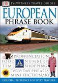Eyewitness European Travel Phrase Book