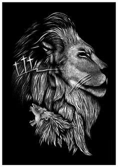 Leão Tribo de Judá