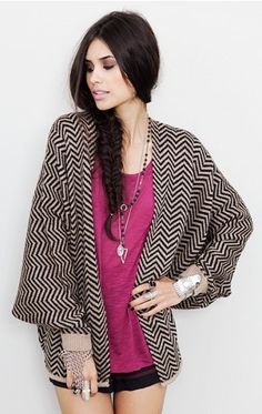 i need this sweater and longer hair so i can braid it like that!