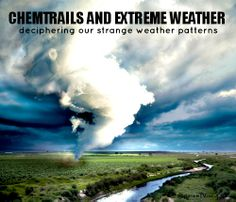Weatherman Scott Stevens deciphers our atmosphere's chemtrail patterns and provides evidence revealing the direct connection between chemtrails and extreme weather conditions.