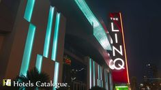 The LINQ Hotel & Casino - Las Vegas Strip.  #HotelsCatalogue on social media:  Hotels Catalogue on Facebook: facebook.com/HotelsCatalogue Hotels Catalogue on Twitter: twitter.com/HotelsCatalogue Hotels Catalogue on Instagram: instagram.com/hotelscatalog  Also check another hotel, resorts casino and spa tour video from our Youtube Channel (closed caption available in english only): youtube.com/CatalogueHotels