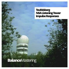 Balance Mastering Teufelsberg impulse response pack.