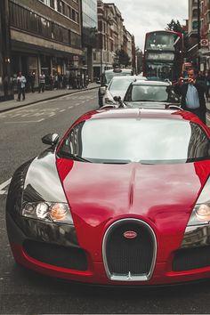 Bugatti Veyron | Keep The Glamour ♡ ✤ LadyLuxury ✤