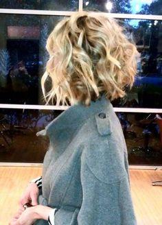 wavy bob hairstyles 2014 - Wonderful Wavy Bob Hairstyles – Best Hair Women