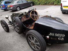 Bugatti Racing car