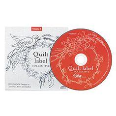 Quilt Label Collective CD Volume II