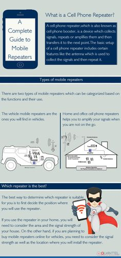 A Complete Guide to Mobile Repeaters