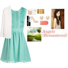 """""""Angels (Remastered)"""" by charbear231 on Polyvore"""