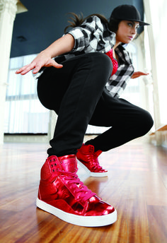 Put your best foot forward in dance shoes from Dancewear Solutions.