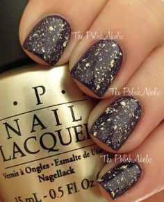 The PolishAholic: December 2013 Silver Tops, Mariah Carey, Top Coat, Opi, 18k Gold, Swatch, Nail Polish, Nail Art, Pure Products
