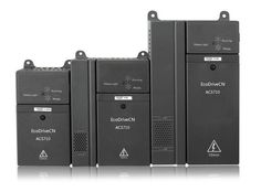 EcoDriveCN® low voltage variable speed drives, VSD, inversores, invertor, frequency inverters, VFD.