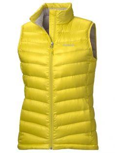 Wm's Jena Vest Women's Outerwear Down Insulated Vests Down