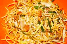 In the mood for something Chinese? Here's a recipe that I would highly recommend- the Oriental Fried Noodle Salad. Let's face it http://goo.gl/8ksUYN