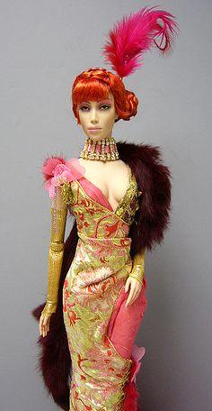 Paris Fashion Doll Festival 2008. Paris France