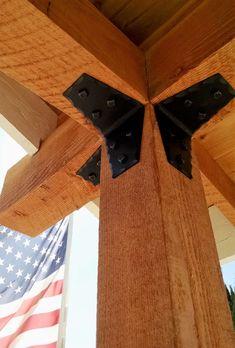 23 Ideas For Pergola Metalicas Rusticas Curved Pergola, Metal Pergola, Deck With Pergola, Backyard Pergola, Patio Roof, Pergola Plans, Pergola Kits, Pergola Ideas, Rustic Pergola