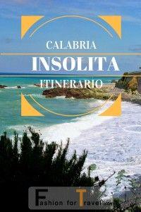 Itinerario in Calabria tra mare e montagna