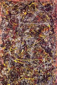 Jackson Pollock No 5 1948 print for sale. Shop for Jackson Pollock No 5 1948 painting and frame at discount price, ships in 24 hours. Action Painting, Drip Painting, Painting Abstract, Jackson Pollock Number 5, Jackson Pollock Art, Most Expensive Painting, Expensive Art, Franz Kline, Willem De Kooning