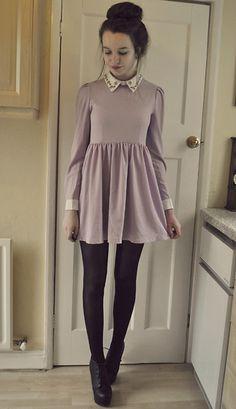 #Vintage #dress #Old style