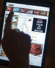 Pinterest Raises More Money, Fetching a Valuation of $5 Billion By MICHAEL J. DE LA MERCED  MAY 15, 2014