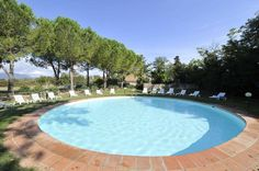 4 Bedroom Farmhouse in Suvereto to rent from £734 pw. With Log fire.