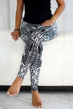 164a Klassy Kassy leggings