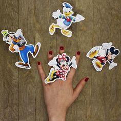 Disney On Ice Fingerpuppen