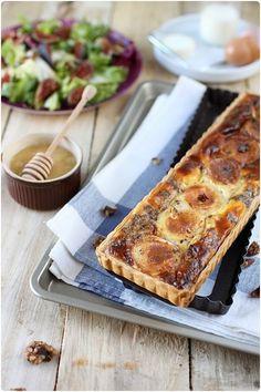 Delicious tart #cheese