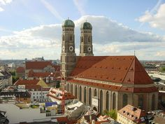 Munich For Free: Munich's Church of Our Lady