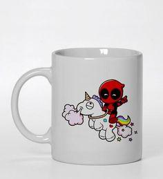 Deadpool mug  #deadpool #mug #ceramic_mug