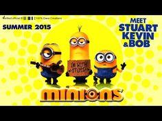Soundtrack Minions (Full Album OST) (2015)