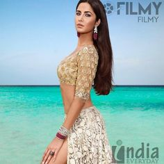 Katrina Kaif's Photoshoot For Harper's Bazaar Bride In Maldives Is A Call Out To Perfection. (Nov-Dec, 2016) @topupyourtrip