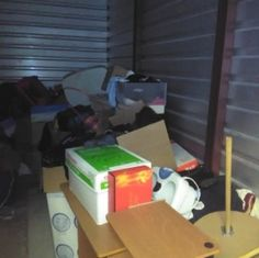 10x15. Boxes, totes, bags, furniture, misc items. #StorageAuction in Memphis (301). Ends May 11, 2016 11:00AM US/Eastern. Lien Sale.