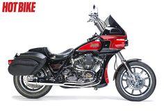 Sport Bagger Extraordinaire / 1992 Harley-Davidson FXRS