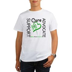 Kidney Disease Support T-Shirt on CafePress.com
