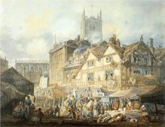 Wolverhampton, Staffordshire - William Turner - completed 1796.