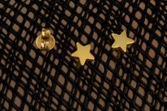Silver star studs 925 sterling silver Gold star studs Tiny Mothers Friend, 14k Earrings, Silver Stars, Handmade Sterling Silver, Earring Backs, Solid Gold, Studs, Gifts, Etsy