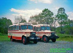 1960年代製 いすゞTSD40改 ボンネットバス