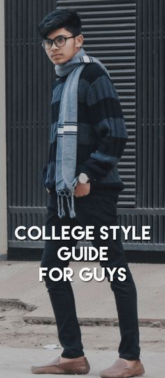 There is no need to wait for others to flaunt their style to know the recent college style trends. Here are is a guide to stand out in the campus. Mens College Fashion, Mens Fashion Blog, College Looks, College Style, Trendy Looks For Men, Fashion 2020, New Fashion, College Trends, Men Arena