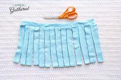 Cómo hacer trapillo en casa / DIY t-shirt yarn - Sacocharte