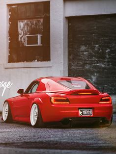 Favorite tail lights on a s2k! They go so well! Tom S2K LED CSG
