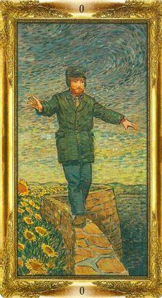 The Fool - Impressionist Tarot