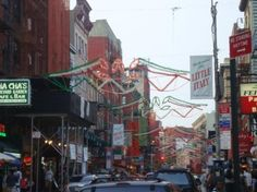 Little Italy: NOT A MUST: Great restaurants. Go at night. Less than 1 hour.