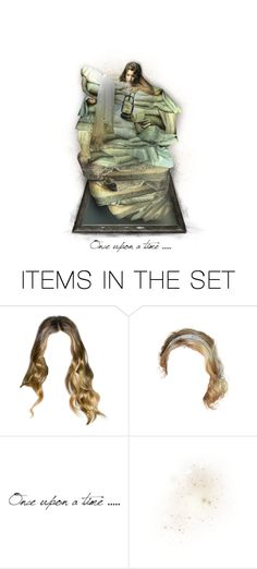 """""""The princess and the pea"""" by sophieviollet ❤ liked on Polyvore featuring art, fantasy, fairytale, dollcommunity and sophieviollet"""