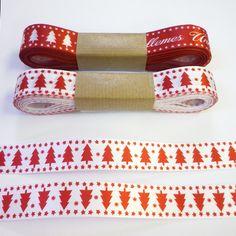 Karácsonyi szalag Napkin Rings, Napkin Holders
