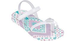 New Ipanema Baby Girls White Joy Sandal