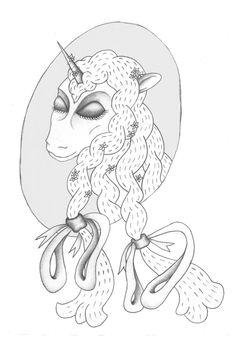Unicorn Art, Art Prints, Art Impressions
