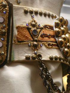 close-up shot of Belt for Sundial Jumpsuit