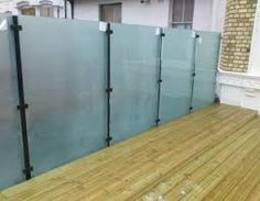 Examples of Balcony Privacy Screens | Things I like | Pinterest ...