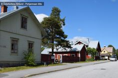 Källbacken, Nykarleby - Uusikaarlepyy Finland, Cabin, Mansions, House Styles, Home Decor, Decoration Home, Room Decor, Cabins, Villas